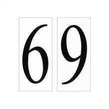 Address Number Tile
