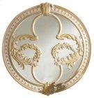 "Versailles Mirror - 51"" Round Product Image"