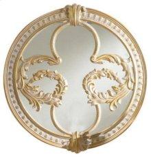 """Versailles Mirror - 51"""" Round"""