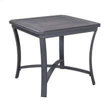 Raleigh Square End Table
