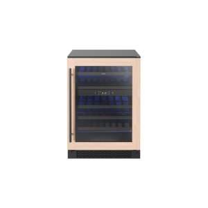 "Zephyr24"" Panel Ready Dual Zone Wine Cooler"