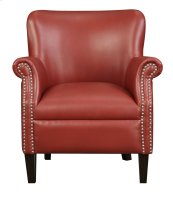 Emerald Home Oscar Accent Chair-red U3218-05-02