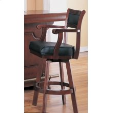 Traditional Cherry Bar Stool