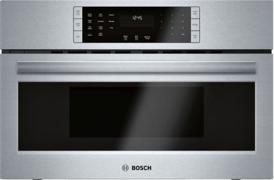 """Bosch Benchmark Ser. 30"""" Speed Oven, SS, 240V Product Image"""