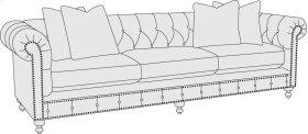 """Riviera Sofa (92-1/2"""") in Molasses (780)"""