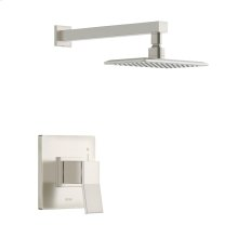 Brushed Nickel COMING SUMMER 2019 - Avian Shower-Only Trim Kit, 2.0gpm
