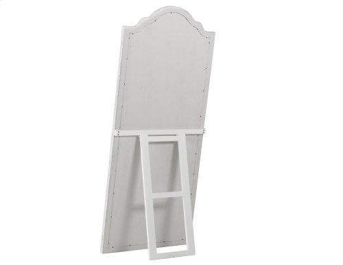 Emerald Home B312-26 Bordeaux Floor Mirror, Antique White