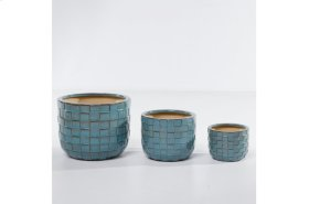 Quadretto Cachepot - Set of 3