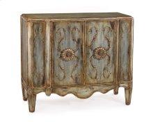 Lotus Two-Door Cabinet