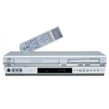 DVD, CD Player/Hi-Fi S-VHS Recorder