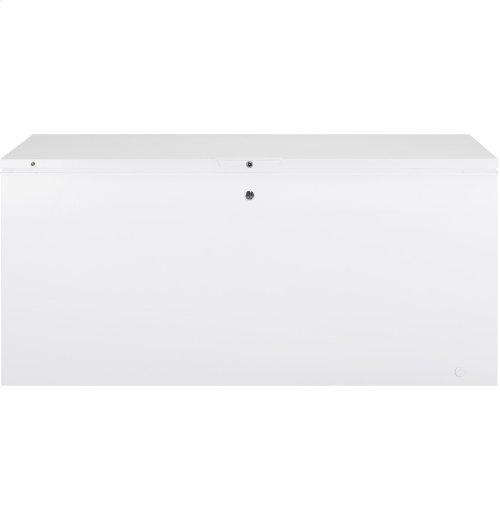 GE® 21.6 Cu. Ft. Manual Defrost Chest Freezer