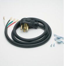 Dryer Electric Cord Accessory (4 Prong, 6 Ft.)