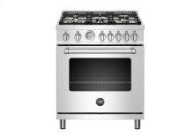 "30"" Master Series range - Gas oven - 5 aluminum burners - LP version"