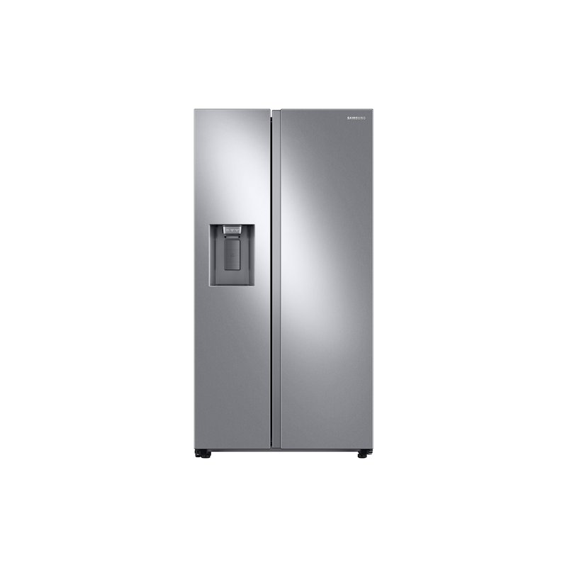 27.4 cu. ft. Large Capacity Side-by-Side Refrigerator in Stainless Steel
