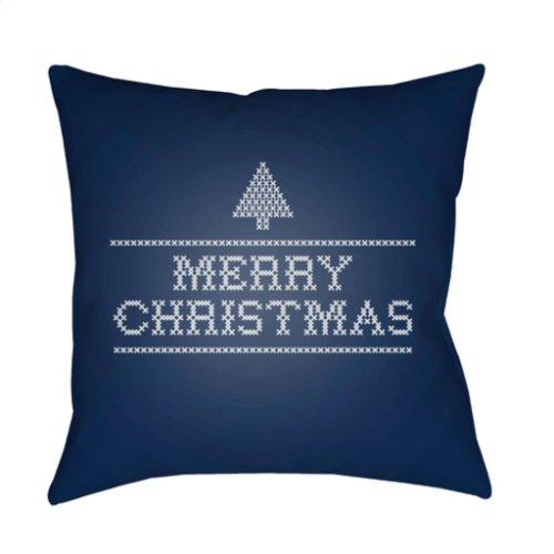 """Merry Christmas III JOY-002 18"""" x 18"""""""