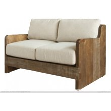 Love Seat w/ Arms