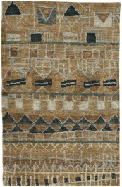 Bengal Sand Dune Hand Knotted Rugs