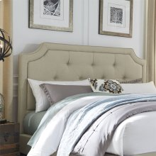 King Sloped Panel Headboard