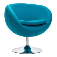 Lund Arm Chair Island Blue