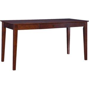 JOHN THOMAS FURNITUREWriting Table w/ Drawer in Espresso