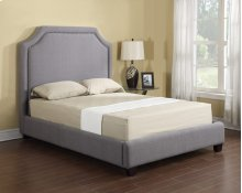 Headboard/footboard/rails/slats Kit 6/6 Upholstered Bed
