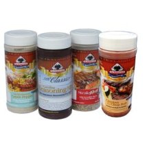 Seasoning Gift Pack (1 Jar Each Flavor)