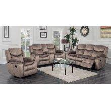 Logan Reclining Sofa, Console Love, Chair, M6627