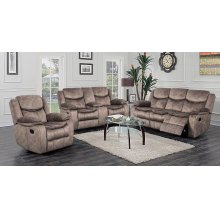 Logan Reclining Sofa, Console Love, Chair, M6627