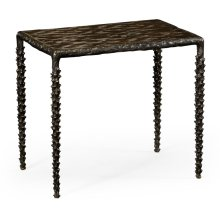 Small Delamere Bronze Table