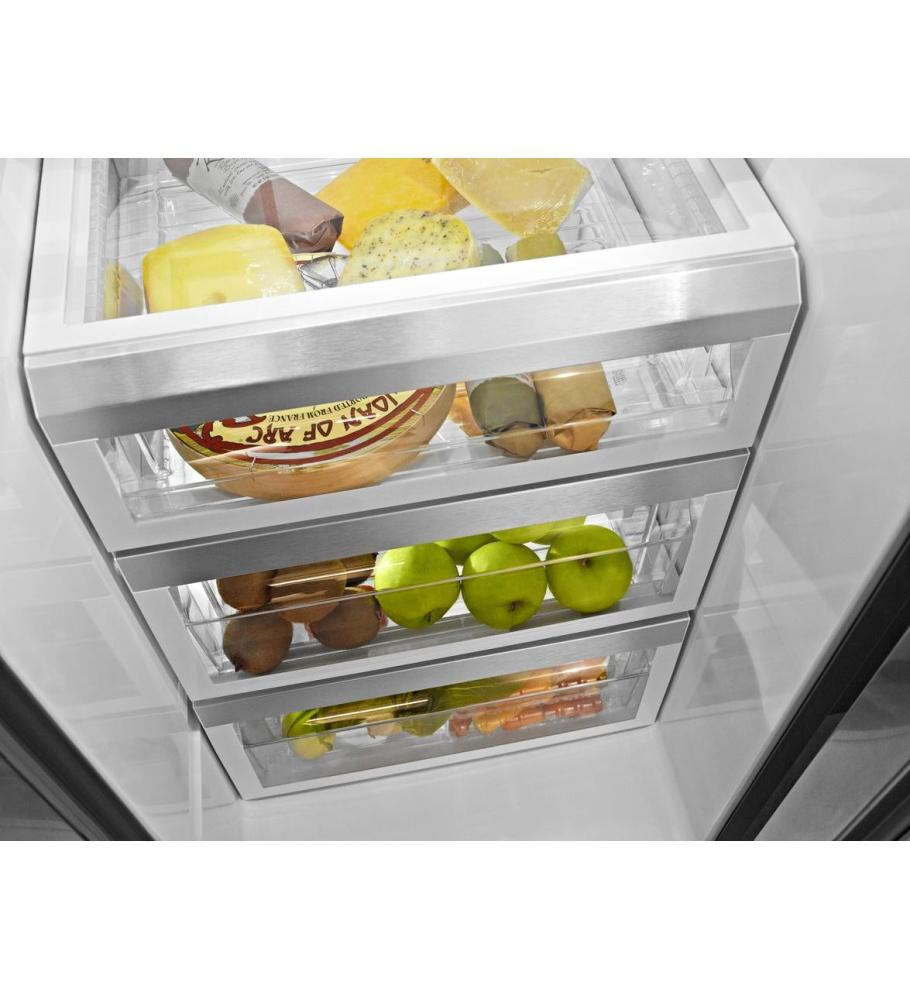 Additional KitchenAid 24 Cu. Ft. Counter Depth Side By Side Refrigerator