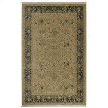 Persian Garden Multi Rectangle 4ft 3in X 6ft