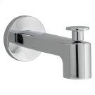 Moments Brass Diverter Tub Spout - Polished Chrome Product Image