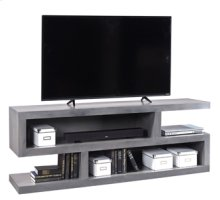 "74"" Open S Console"