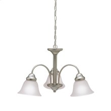 Wynberg Collection Wynberg 3 Light Chandelier - NI