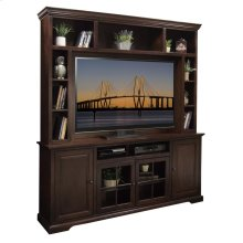 "Brentwood 79"" Console & Hutch"