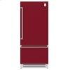"Hestan 36"" Bottom Mount, Bottom Compressor Refrigerator - Krb Series - Tin-Roof"