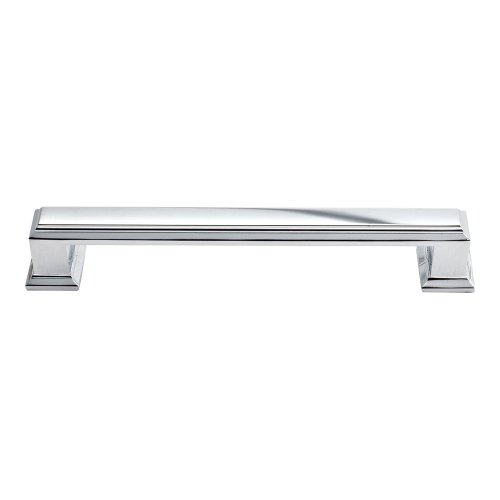 Sutton Place Pull 5 1/16 Inch (c-c) - Polished Chrome