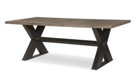 "Casa Bella ""x"" Base Small Dining Table"