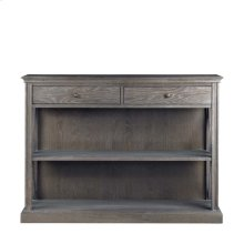 French Casement Small Console Grey