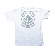 White T-Shirt w/Purpose Built Graphic-L