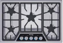 30-Inch Masterpiece® Gas Cooktop SGSX305FS