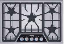 30-Inch Masterpiece® Gas Cooktop SGSX305FS