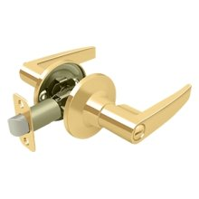 Morant Lever Privacy - PVD Polished Brass