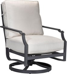 Raleigh Swivel Rocker Lounge Chair