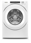 5.0 cu.ft I.E.C. Closet-Depth Front Load Washer with Intuitive Controls Product Image