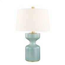 Table Lamp - TURQUOISE