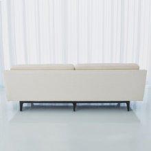 Crescent Sofa-Avada Ivory