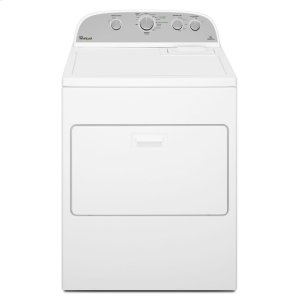 Whirlpool7.0 cu.ft Top Load Gas Dryer with Wrinkle Shield Plus