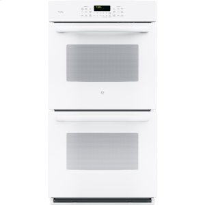 "GE ProfileGE PROFILEGE Profile™ Series 27"" Built-in Double Wall Oven with Convection"