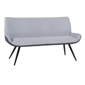 Armen Living Coronado Contemporary Bench